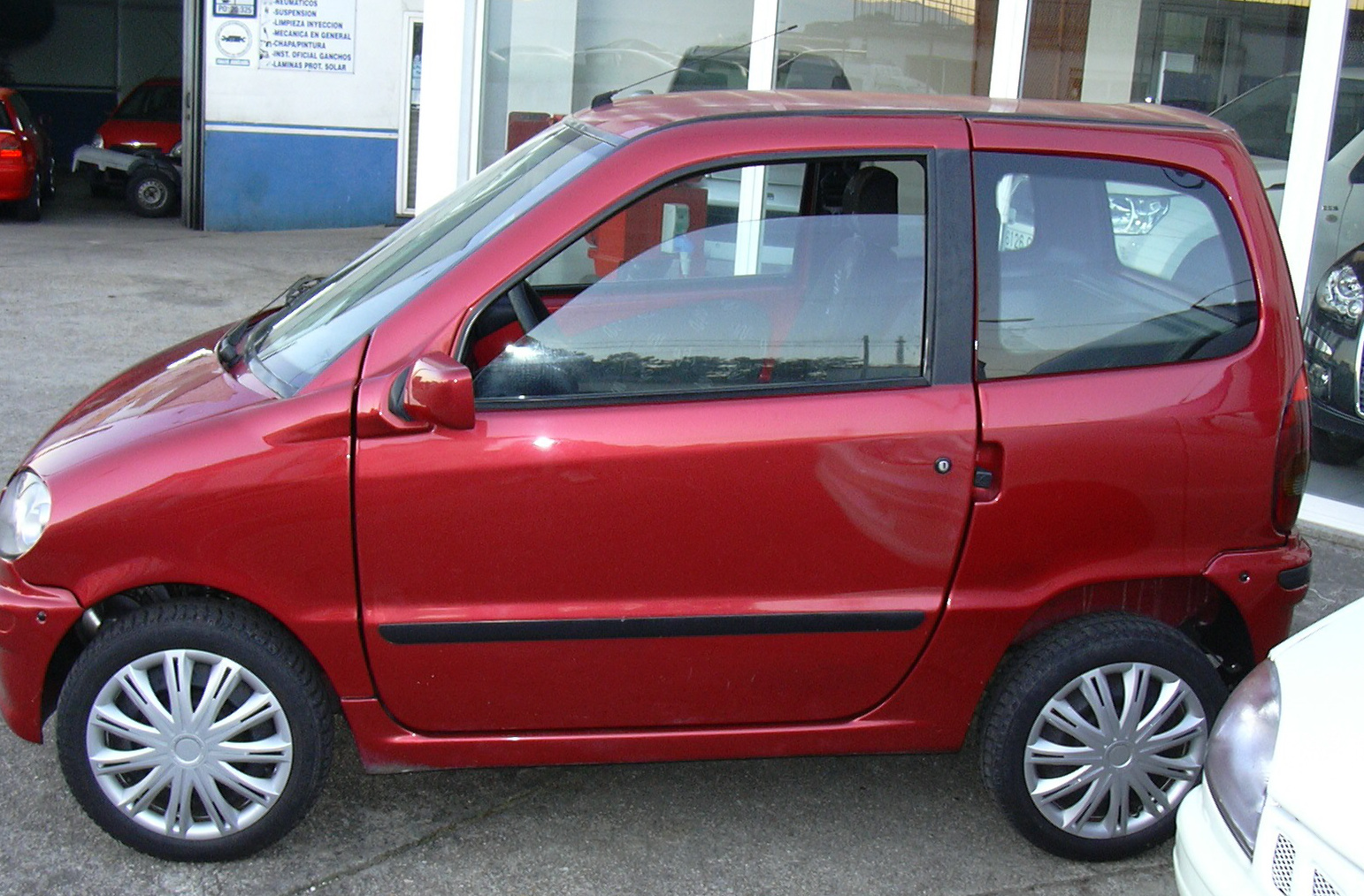 microcar Virgo Rojo (2)