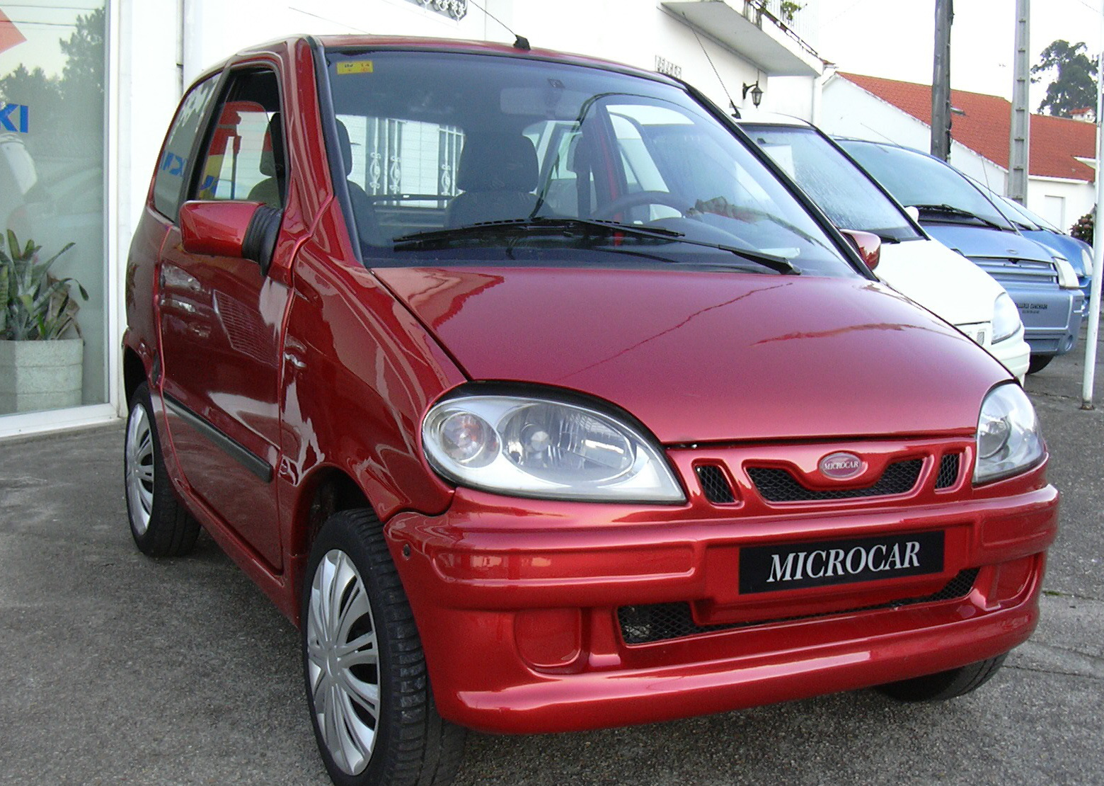 microcar Virgo Rojo (5)