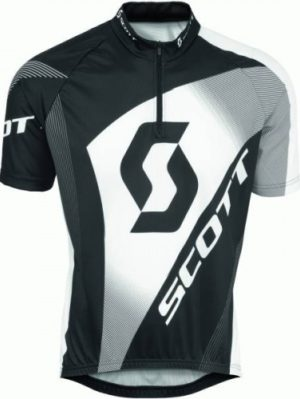 maillot-scott-authentic-manga-corta-negro-228072