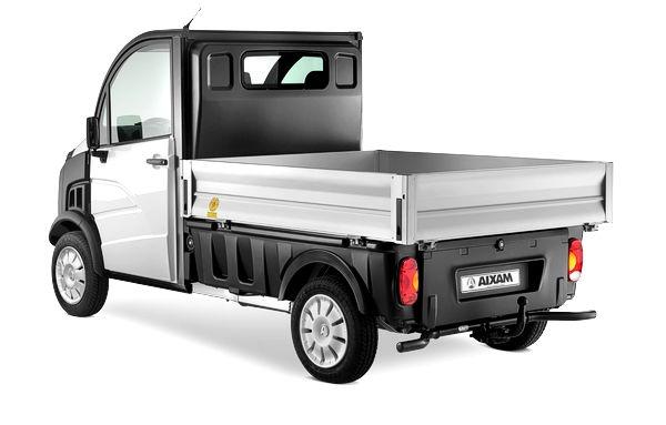 Aixam Mega D-truck (2)