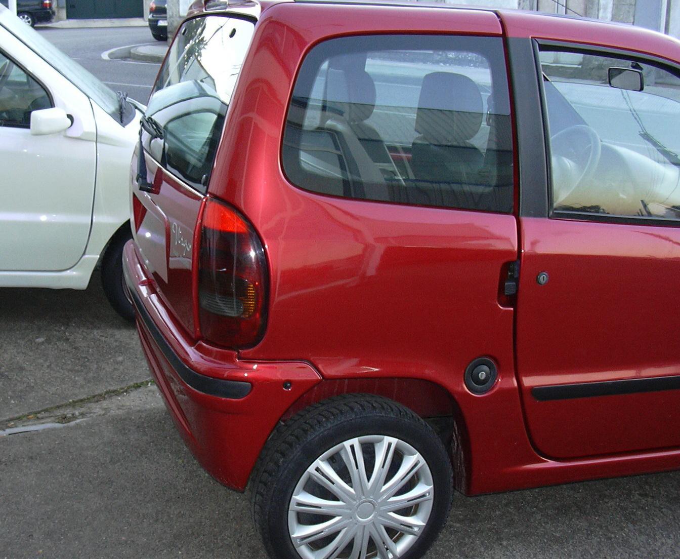 microcar Virgo Rojo (1)