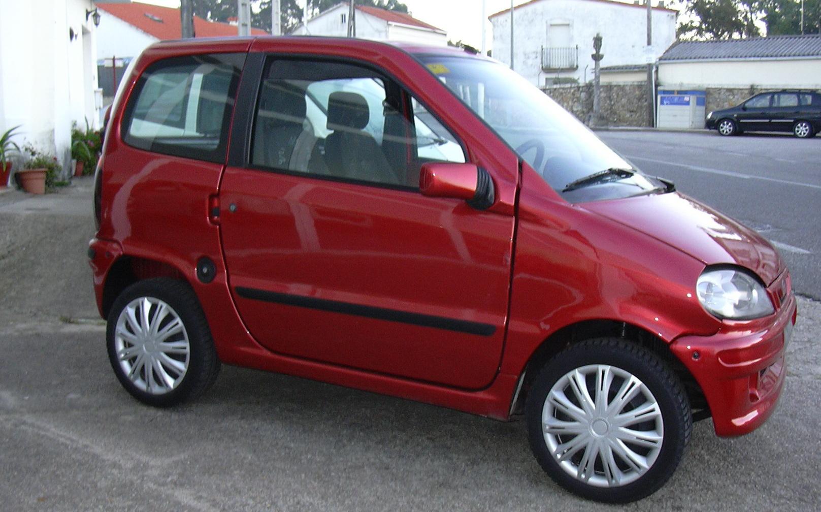 microcar Virgo Rojo (6)