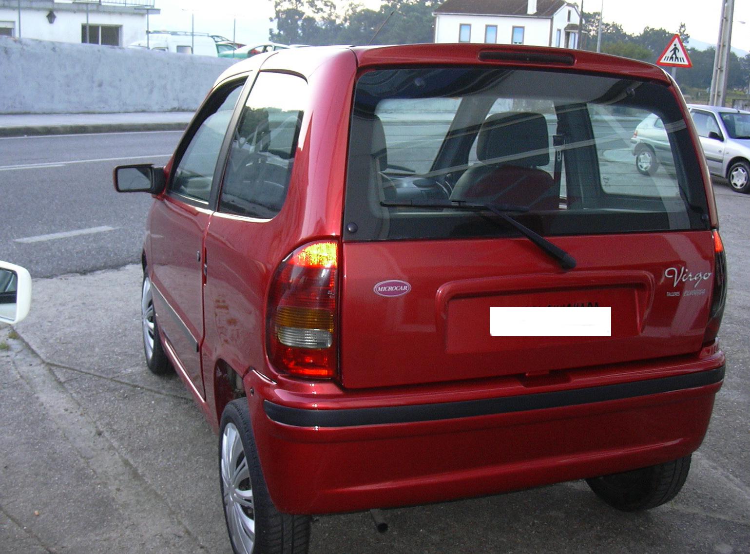microcar Virgo Rojo (8)