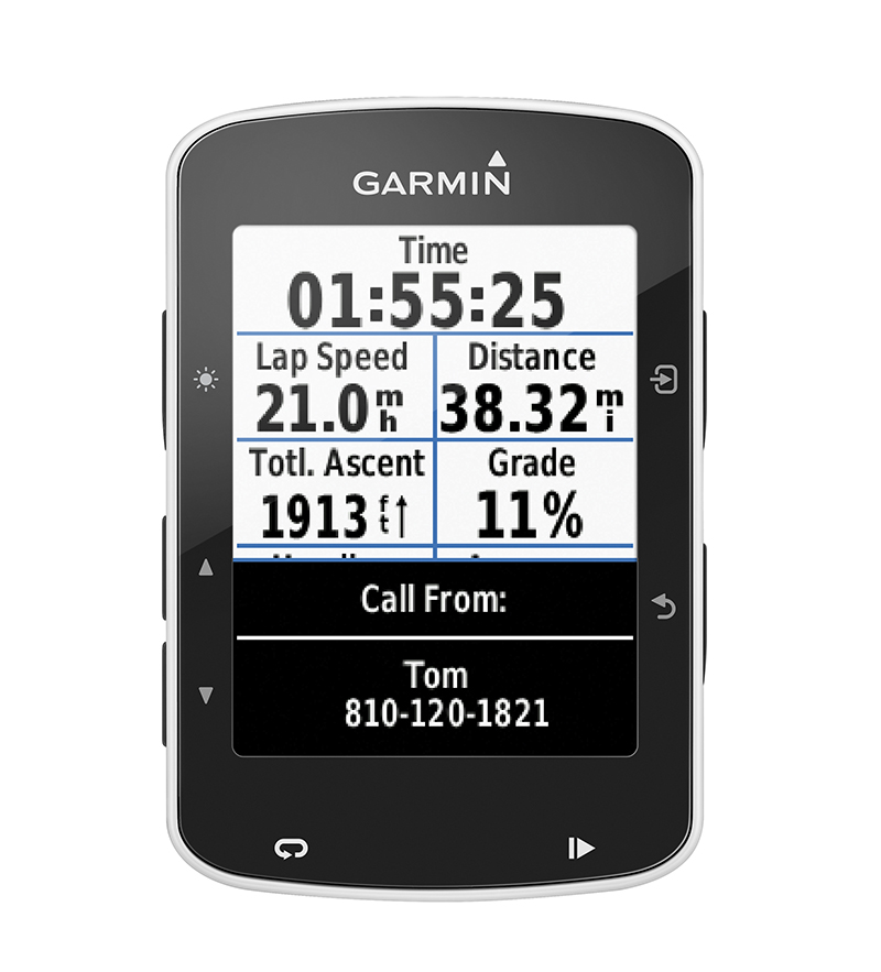 Garmin 010-01368-00 Edge 520  Bike GPS