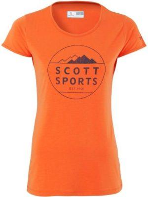 camiseta-scott-chica-ws-10-dri-s-sl-naranja-2454390240