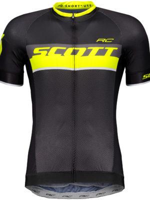 maillot-scott-rc-pro-manga-corta-negro-amarillo-2018-2648215024