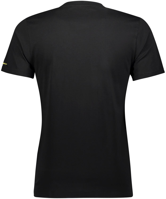 925c43224c7fe Camiseta scott 10 Heritage manga corta negra 2662150001