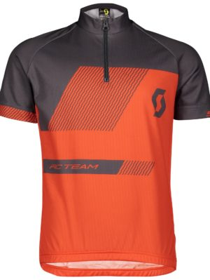 maillot-bicicleta-manga-corta-nino-junior-scott-jr-rc-team-naranja-gris-2649165842