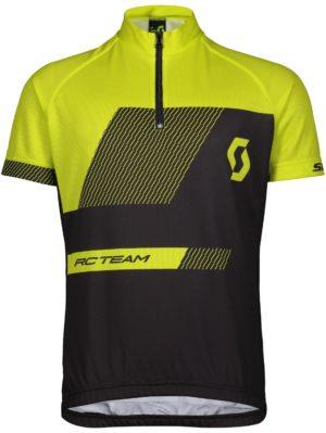 maillot-bicicleta-manga-corta-nino-junior-scott-jr-rc-team-negro-amarillo-2649165024