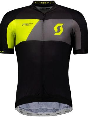 maillot-bicicleta-manga-corta-scott-rc-premium-pro-tec-negro-amarillo-2648165024