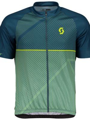 maillot-manga-corta-bicicleta-scott-endurance-30-azul-verde-2648385823