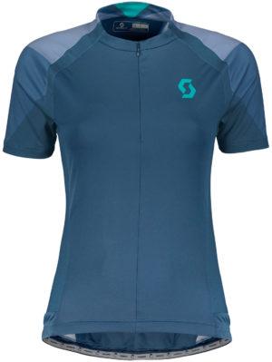 maillot-manga-corta-chica-bicicleta-scott-ws-endurance-20-azul-2648805484