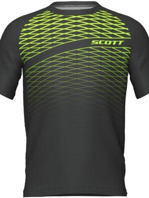 camiseta-manga-corta-scott-running-trail-rc-run-negra-amarilla-2701611040
