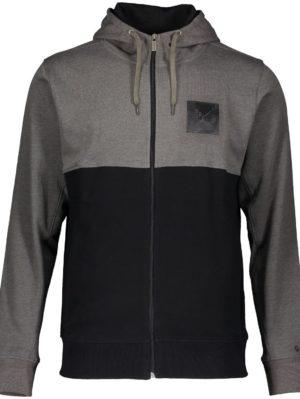 chaqueta-con-capucha-scott-10-casual-zip-gris-negro-2706955519