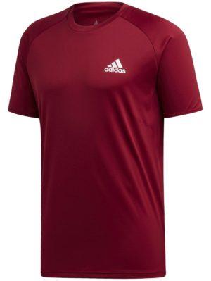 camiseta-deportiva-padel-tenis-adidas-club-c-b-rojo-ej7044-rg-bikes-silleda