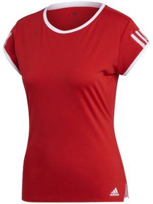 camiseta-deportiva-padel-tenis-chica-mujer-adidas-club-3-str-roja-ej7050-rg-bikes-silleda