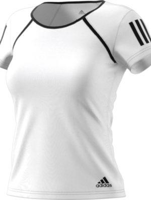 camiseta-deportiva-padel-tenis-chica-mujer-adidas-club-blanca-negra-b45836-rg-bikes-silleda