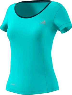 camiseta-deportiva-padel-tenis-chica-mujer-adidas-court-azul-turquesa-bq4887-rg-bikes-silleda