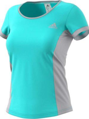 camiseta-deportiva-padel-tenis-chica-mujer-adidas-court-gris-azul-turquesa-bq4857-rg-bikes-silleda