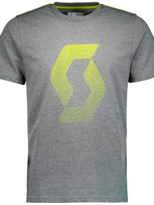 camiseta-manga-corta-casual-chico-scott-co-icon-factory-team-s-sl-gris-amarilla-250433-rg-bikes-silleda-2504335516
