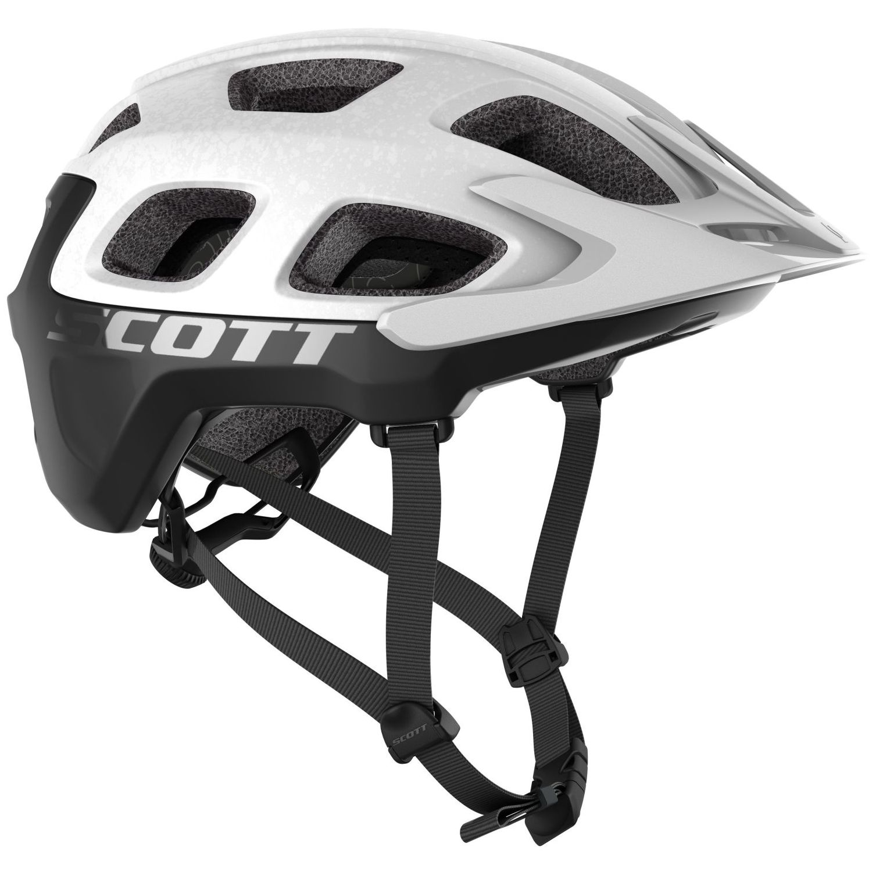 Talla 1 Scott 275211 Vogue Silver Casco de Bicicleta Unisex para Adulto