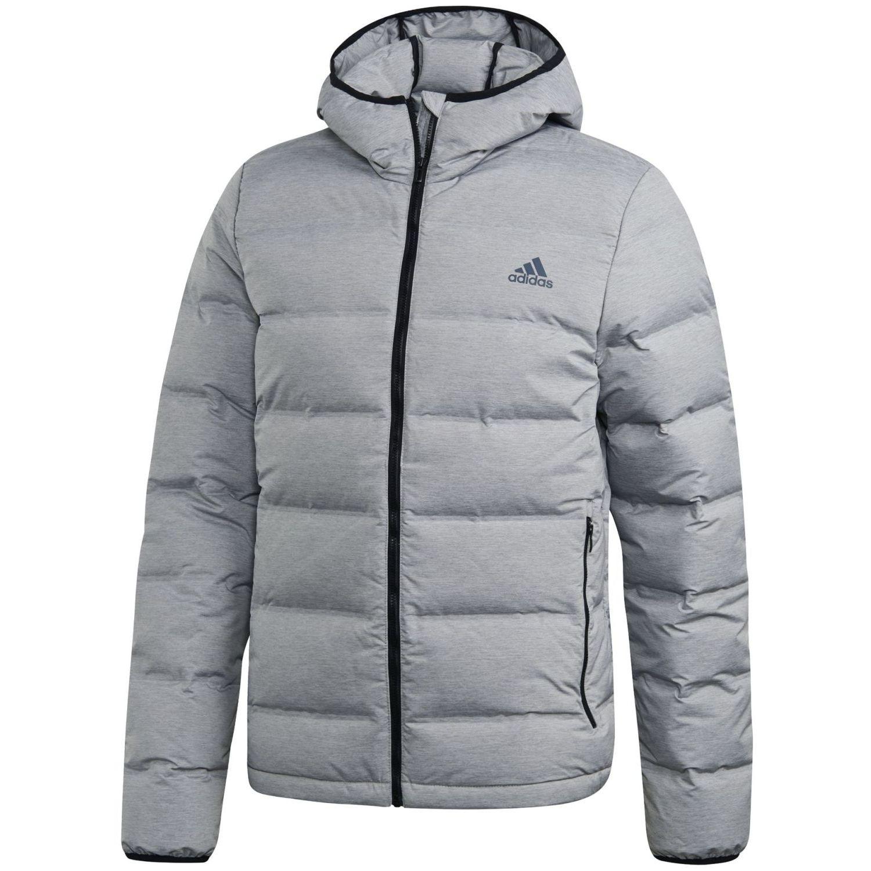 adidas abrigo largo hombre