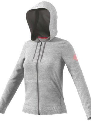chaqueta-con-capucha-deportiva-chandal-chica-mujer-adidas-club-gris-du3343-rg-bikes-silleda