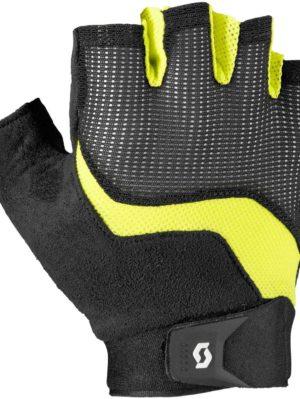 guantes-bicicleta-cortos-scott-essential-sf-negro-amarillo-241691-rg-bikes-silleda-2416915024