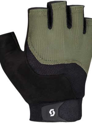 guantes-bicicleta-cortos-scott-essential-sf-negro-verde-mostaza-241691-rg-bikes-silleda-2416916552