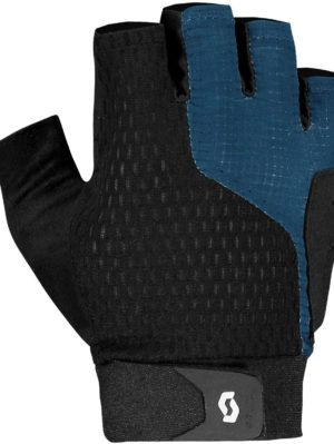 guantes-bicicleta-cortos-scott-perform-gel-sf-negros-azul-275394-rg-bikes-silleda-2753945594