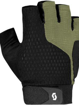 guantes-bicicleta-cortos-scott-perform-gel-sf-negros-verde-mostaza-275394-rg-bikes-silleda-2753946552