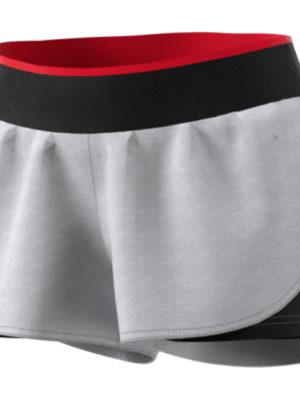 pantalon-corto-chica-adidas-bcade-color-gris-negro-cy6983-rg-bikes-silleda