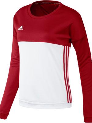 sudadera-chica-mujer-adidas-t16-cr-w-rojo-blanco-aj5416-rg-bikes-silleda
