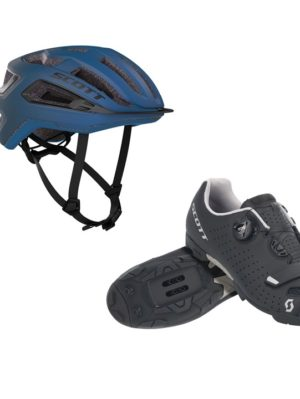 kit-azul-casco-zapatillas-scott