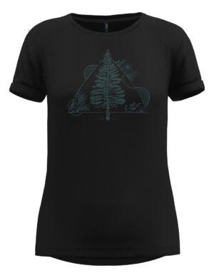 camiseta-manga-corta-chica-mujer-scott-casual-ws-10-graphic-dri-s-sl-negra-276054-rg-bikes-silleda-2760540001