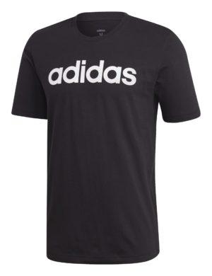 camiseta-manga-corta-adidas-padel-tennis-adidas-e-lin-tee-negra-du0404-rg-bikes-silleda