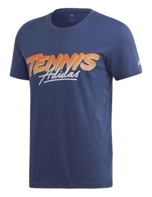 camiseta-manga-corta-adidas-padel-tennis-adidas-script-graph-t-azul-fm4421-rg-bikes-silleda