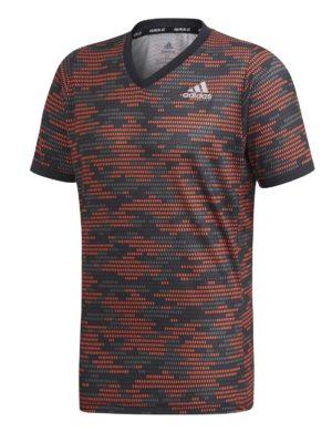 camiseta-manga-corta-adidas-padel-tennis-coleccion-roland-garros-adidas-flft-pblue-naranja-gris-fk0820-rg-bikes-silleda