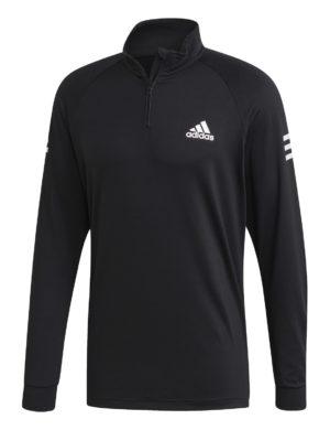 chaqueta-sudadera-camiseta-manga-larda-adidas-padel-tennis-adidas-midlayer-club-negra-fm2544-rg-bikes-silleda