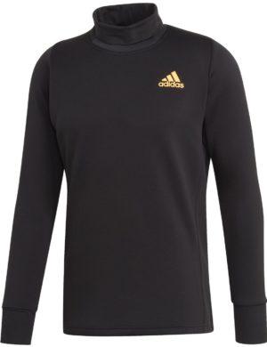 chaqueta-sudadera-camiseta-manga-larga-adidas-padel-tennis-adidas-therm-midlayr-m-negra-dz2108-rg-bikes-silleda