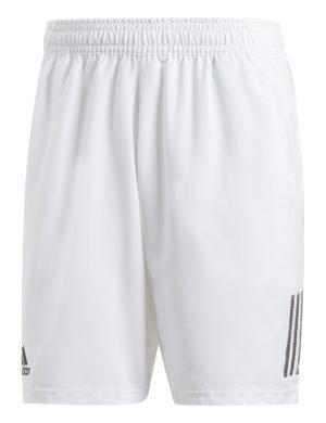 pantalon-corto-adidas-padel-tennis-adidas-club-3str-blanco-negro-dp0302-rg-bikes-silleda