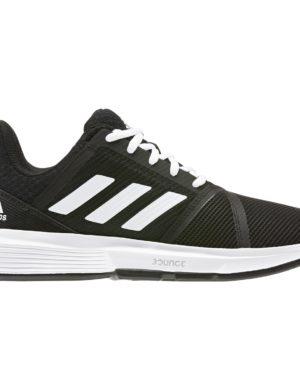 zapatillas-adidas-chica-mujer-padel-tennis-adidas-courtjam-bounce-w-negro-blanca-eg1139-rg-bikes-silleda