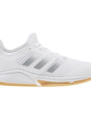 zapatillas-adidas-padel-tennis-chica-mujer-coleccion-indoor-court-team-bounce-w-blanca-eh2602-rg-bikes-silleda