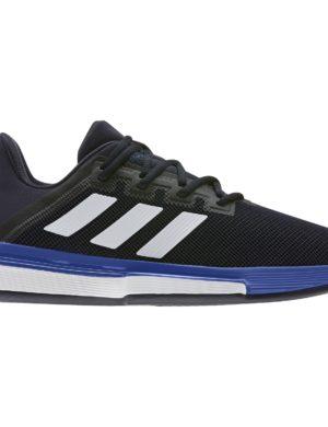 zapatillas-adidas-padel-tennis-solematch-bounce-m-clay-negro-azul-eg2219-rg-bikes-silleda