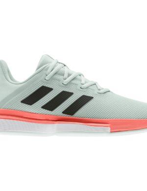 zapatillas-adidas-padel-tennis-solematch-bounce-m-verde-menta-naranja-eg2216-rg-bikes-silleda