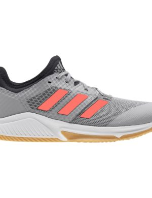 zapatillas-padel-tennis-adidas-coleccion-indoor-court-team-bounce-m-gris-naranja-ef2643-rg-bikes-silleda
