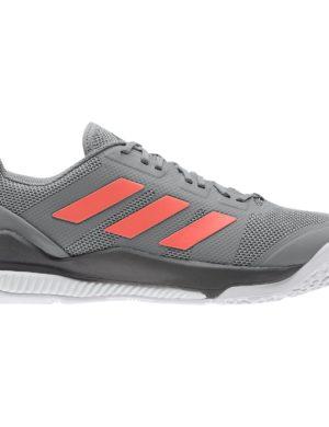 zapatillas-padel-tennis-adidas-coleccion-indoor-stabil-bounce-gris-naranja-eh0847-rg-bikes-silleda