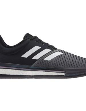 zapatillas-adidas-chico-zapatilla-solecourt-m-clay-primeblue-negra-blanca-fz1966-rg-bikes-silleda