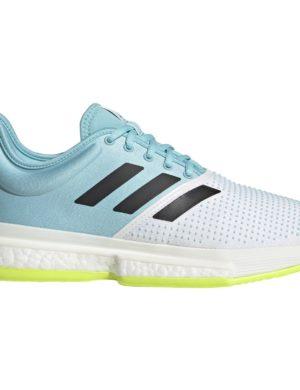 zapatillas-adidas-chico-zapatilla-solecourt-m-primeblue-blanca-azul-fx1729-rg-bikes-silleda