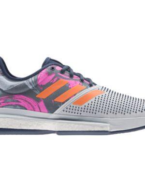 zapatillas-adidas-chico-zapatilla-solecourt-m-primeblue-gris-rosa-fx1730-rg-bikes-silleda